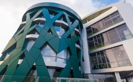 Interceramics Office Building Sofia