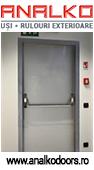Doors, Roller Shutters, Garage doors, Automations - www.analkodoors.ro