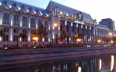 Palatul de Justitie Bucuresti