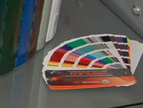 Culori speciale - Paletar